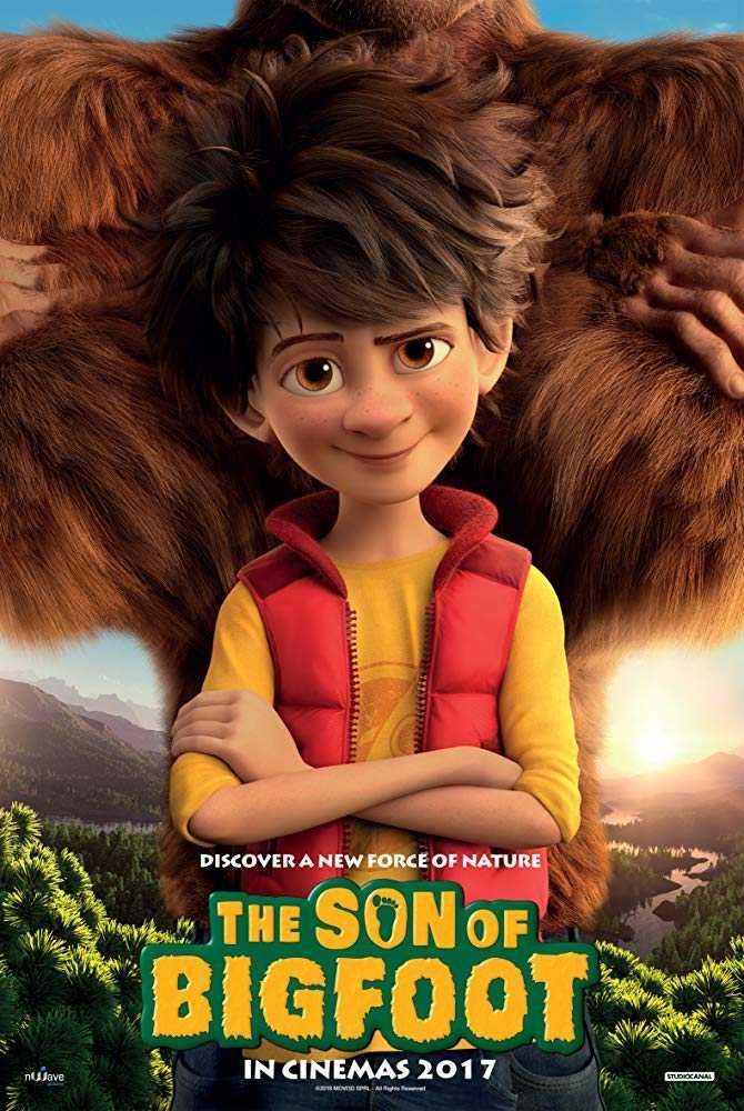 บิ๊กฟุต-ภารกิจเซฟพ่อ-the-son-of-bigfoot-พากย์ไทย
